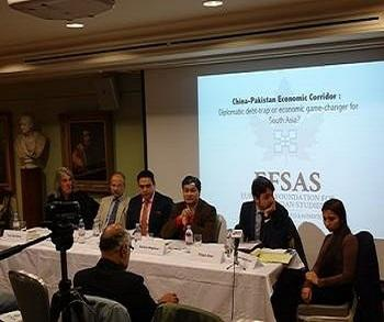 Publication: EFSAS organizes Panel Discussion at Royal Asiatic Society, London