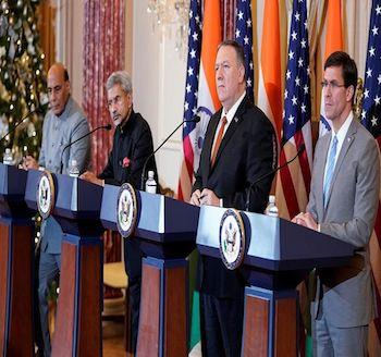 Publication: In the Media: EFSAS comments on the maturing and deepening of India - US relationship