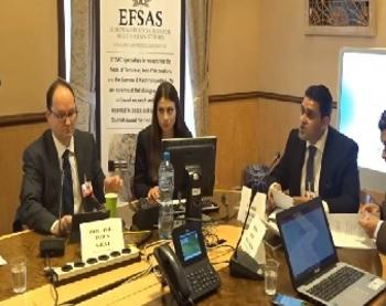 Publication: Opening remarks by Mr. Qureshi (EFSAS) during EFSAS Side-event at the 36th Session of the UNHRC