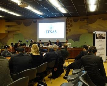 Publication: 37th Session UNHRC: EFSAS holds side-event at UN on Growing Extremism in South Asia