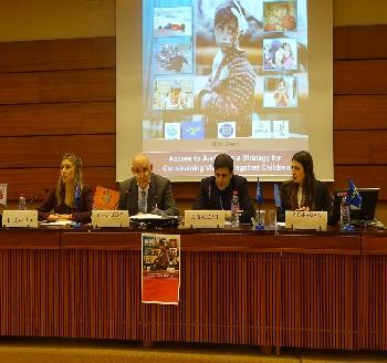 Publication: In the Media: Ms. Barakova and Ms. Fávero (EFSAS) speaking on Victims of Terrorism at 37th Session UNHRC