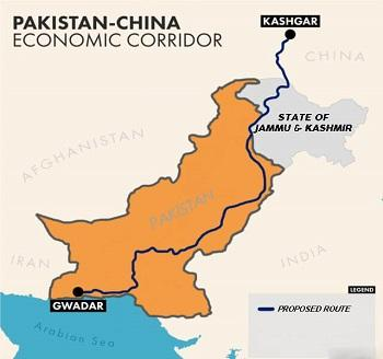 Publication: In the Media: EFSAS speaks on CPEC among Covid-19 pandemic