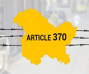 Publication: India revoking the Special Status of J&K - Betrayal of history
