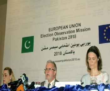 Publication: EU Election Observation Mission and Oxford University release critical reports on Pakistan