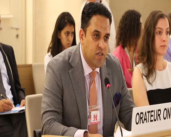Publication: 41st Session UNHRC: Intervention by Mr. Junaid Qureshi - Director EFSAS
