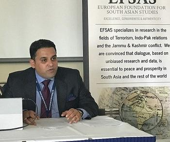 Publication: Speech of Director EFSAS during Seminar on Terrorism in South Asia in Dresden, Germany