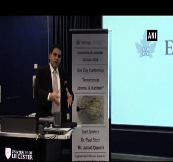 Publication: In the Media: Video of EFSAS' Conference on 'Terrorism in Jammu & Kashmir' at the University of Leicester
