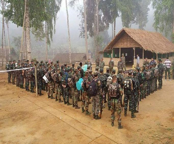 Publication: Myanmar's offensive against NSCN-K camps spells doom for northeastern Indian insurgent outfits