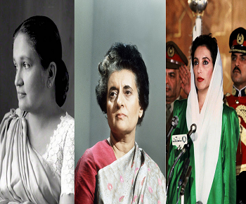 Publication: Political Dynasty and Discrimination: The Female Leaders of South Asia