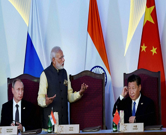 Publication: Russia's strategic hedging in South Asia