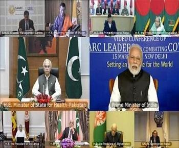 Publication: In the Media: EFSAS comments on misplaced and unwarranted political remarks during SAARC COVID-19 video conference