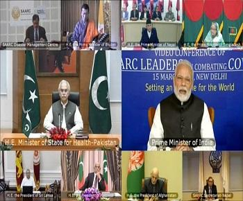 Publication: Misplaced and unwarranted political remarks show Pakistan in a very poor light during SAARC COVID-19 video conference