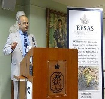 Publication: Dr. Shabir Choudhry (South Asia Watch) speaking at Royal Asiatic Society, London