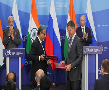 Publication: The 'special and privileged strategic partnership' between Russia and India