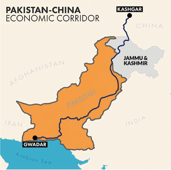 Publication: Cracks appear in CPEC as China 'temporarily' halts funding
