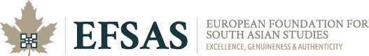 Logo EFSAS - European Foundation for South Asian Studies